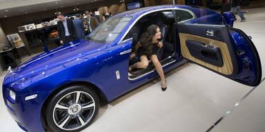 Rolls-Royce denkt über Luxus-SUV nach
