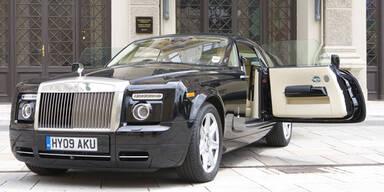 China wird größter Markt für Luxus-Autos