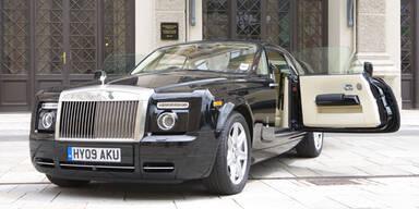 Rolls-Royce verkauft mehr Autos denn je
