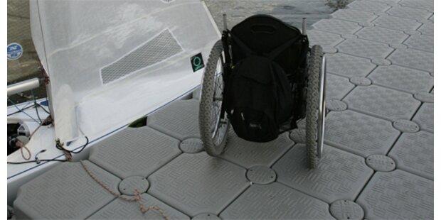 Bußgeld wegen zu schnellem Rollstuhl