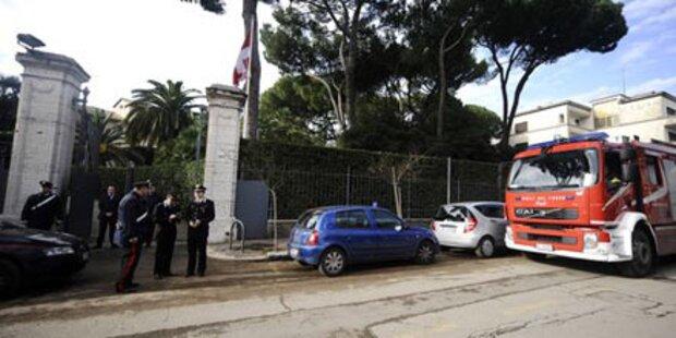 Bombenterror erschüttert Rom