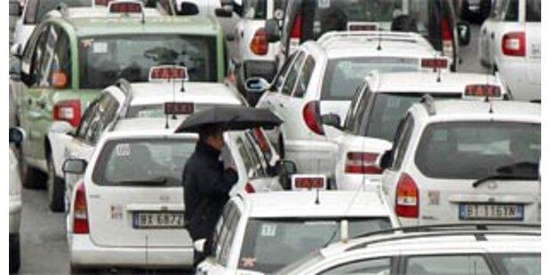 Italiener bestreiken gesamten öffentlichen Verkehr