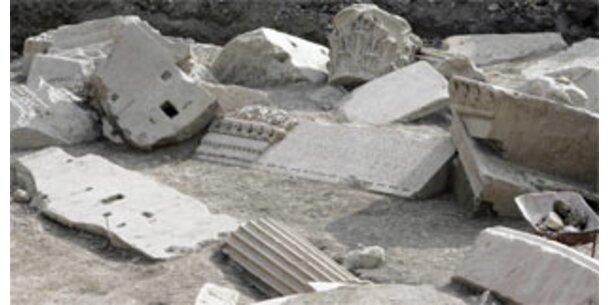 Riesige Totenstadt unter Stadion in Rom entdeckt
