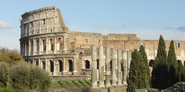 500 Euro Strafe für Picknick in Rom