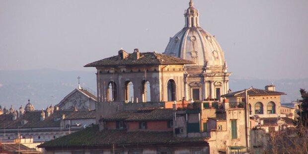 Österreicher entdecken die Reize von Rom