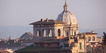 Zum Frühlingserwachen nach Rom