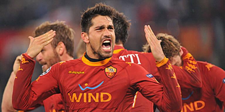 Amerikaner übernimmt AS Roma