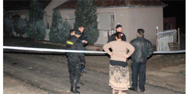 Zwei Roma bei Granaten-Anschlag in Ungarn getötet
