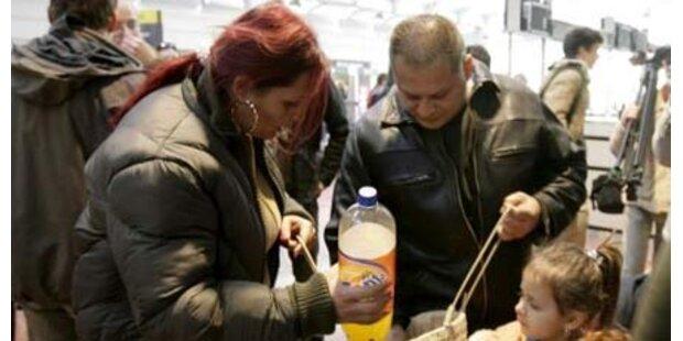Hunderte Roma wollen Ungarn verlassen