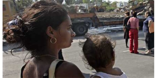 Polizei stempelt Roma bei Kontrolle