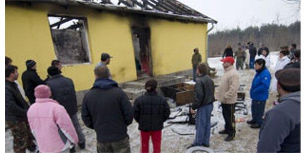 Brutale Jagd auf Roma in Ungarn