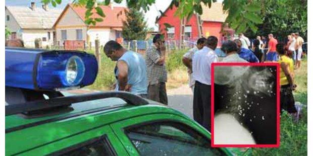 Hassmord gegen Roma schockt Ungarn