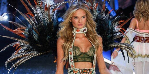 Victoria's Secret Engel Romee Strijd ist schwanger
