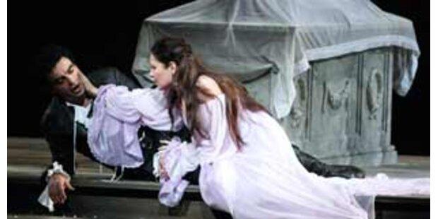 Roméo et Juliette: CinemaScope statt Intimität