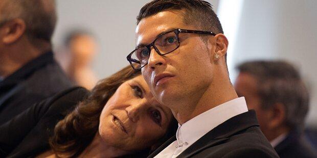 Schwere Vorwürfe gegen Ronaldo: Jetzt spricht seine Mama