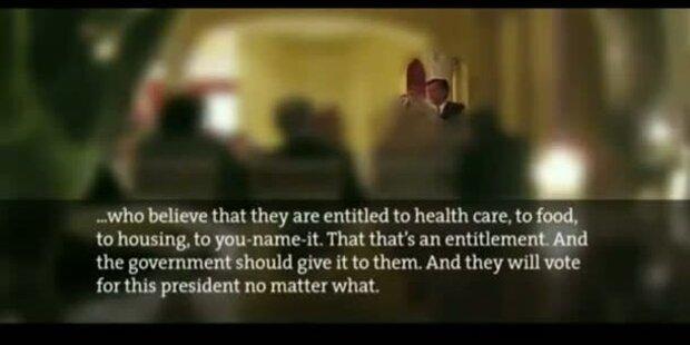 Romney beschimpft Obama-Wähler