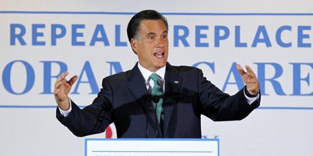 Romney misshandelte schwulen Mitschüler