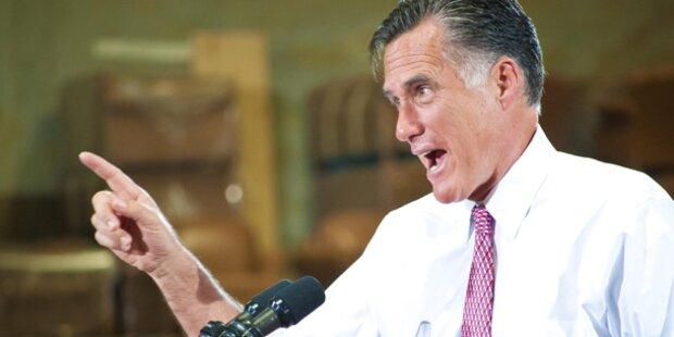 US-Wahl: Romney ist Obama-Gegner