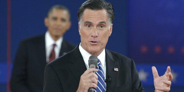 Wirbel um Romneys