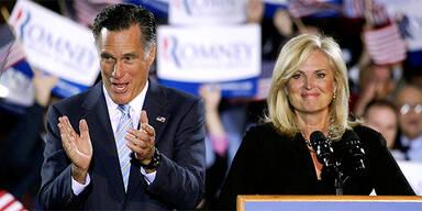 Mitt und Ann Romney