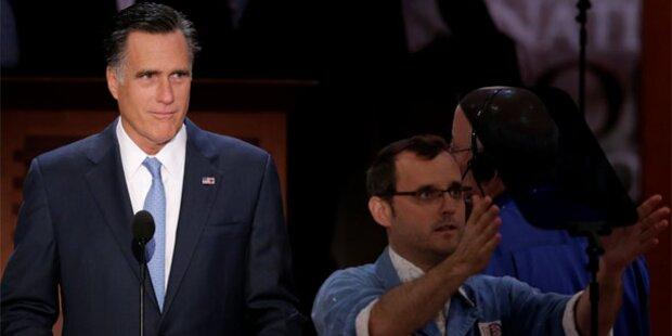 Romneys nächster großer Patzer