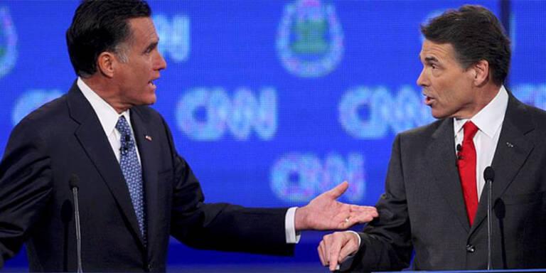 Eklat bei Republikaner-Debatte im TV