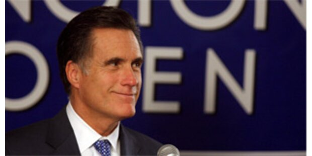 Romney gibt auf