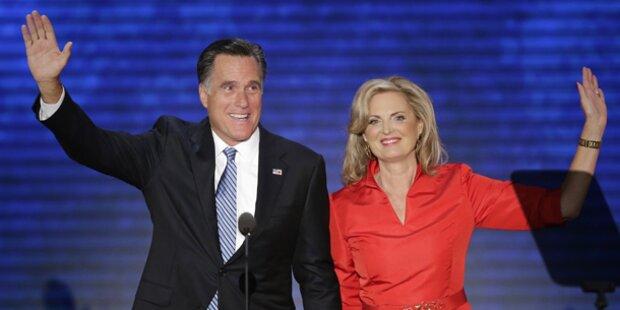 Ann Romney als Mitts