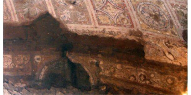 "Wie das Christkind zur ""Romulus""-Grotte kam"