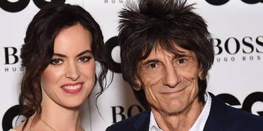 'Rolling Stones'-Ronnie Wood: Krebs kam zurück