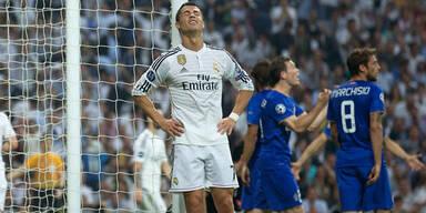 Juventus zerstört die Träume von Real