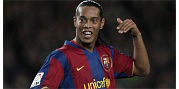 Pleite: Ronaldinho hat nur mehr 6 Euro am Konto