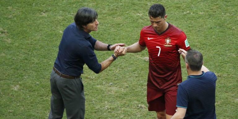 Internet verhöhnt Superstar Ronaldo