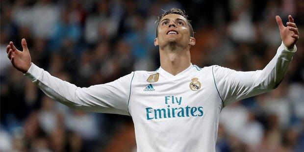 Ronaldo-Abschied von Real Madrid fixiert