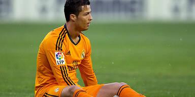 Entwarnung bei Cristiano Ronaldo