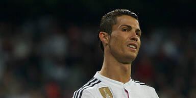 Ronaldos exklusive Schuhkollektion