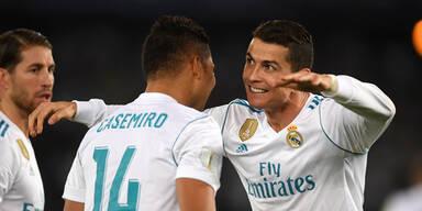 Ronaldo schießt Real zum WM-Titel