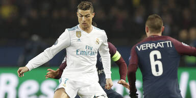 Real Madrid lässt PSG keine Chance