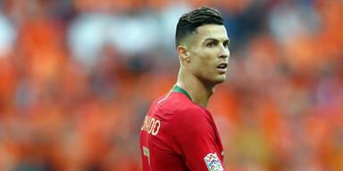 Portugal-Coach: Ronaldo hört nie damit auf