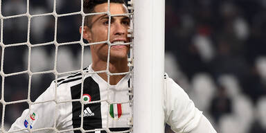 Corona-Wirbel: Ronaldo droht Ärger mit Behörden