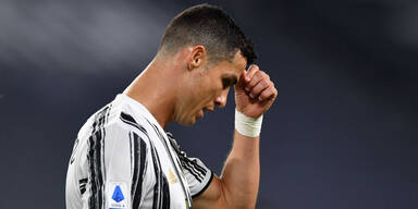 Italien: Ronaldo im Kreuzfeuer der Kritik