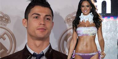Nicole Minetti, Christiano Ronaldo