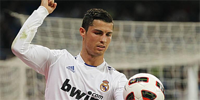 Ronaldo stellt Torrekord ein