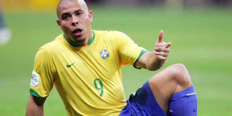 Intime Geständnisse von Ronaldo
