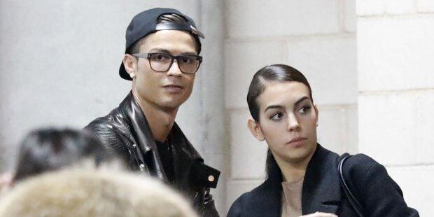 Verplappert: Ronaldos Baby wird ein …