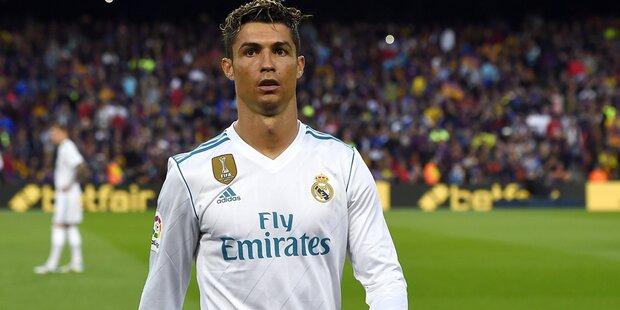 So lange will Ronaldo noch spielen