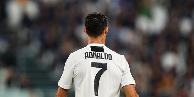 Abschied aus Turin? Jetzt spricht Ronaldo