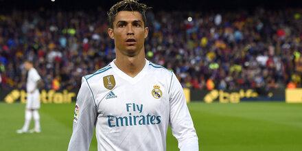 Ronaldo wieder fit: Training mit Real