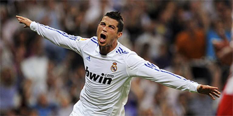 Ronaldo stellt neuen Tor-Rekord auf