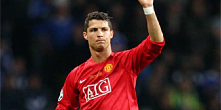 Real bietet 80 Millionen für Ronaldo